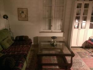 My little lounge.